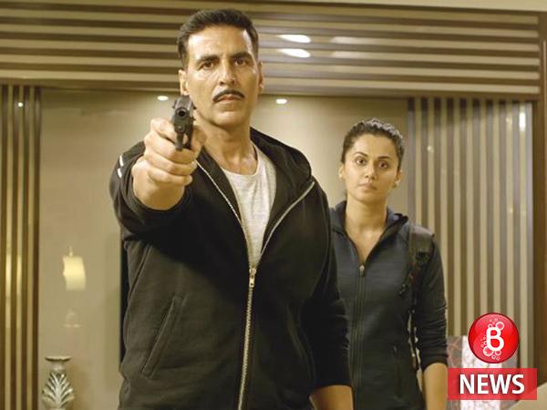Female cops to be honoured at 'Naam Shabana' first screening