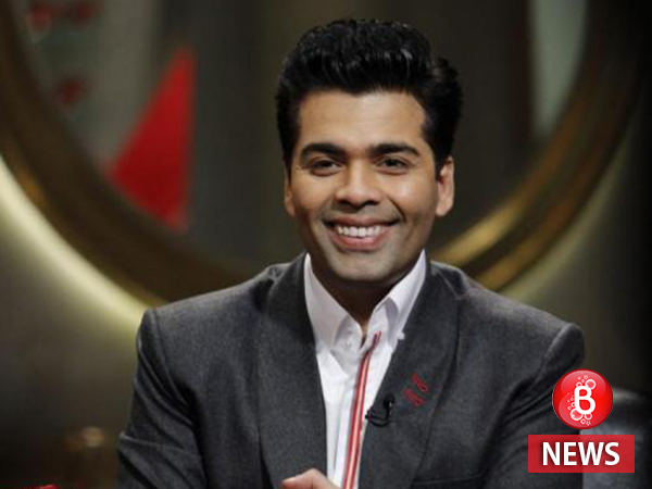 Karan Johar to share pictures of his twins soon