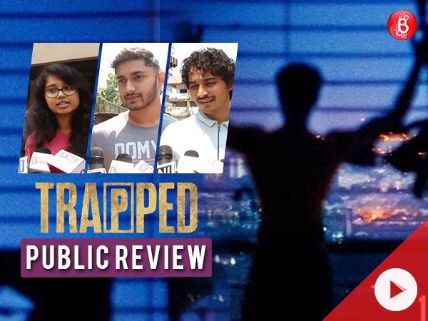 Raj Kummar Rao's 'Trapped' public review