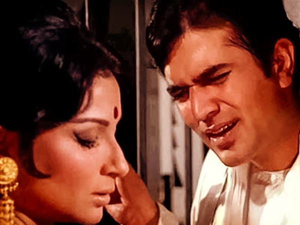 Rajesh Khanna and Sharmila Tagore