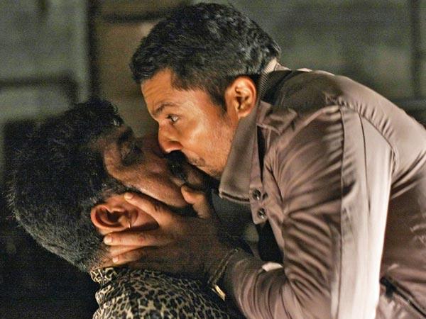 Randeep Hooda and Sikander