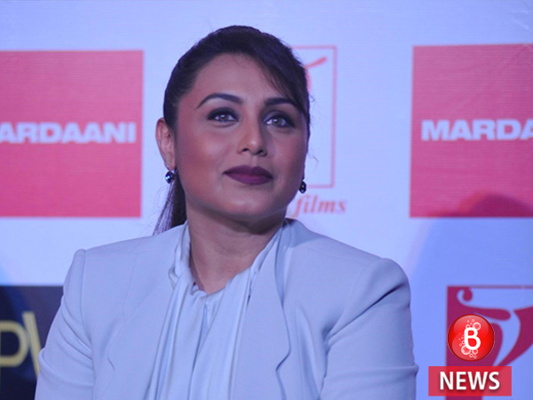 Rani Mukerji to begin shooting for Hichki from April!