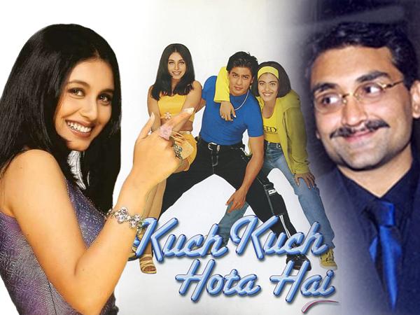 Rani Mukerji, Aditya Chopra and 'Kuch Kuch Hota Hai'