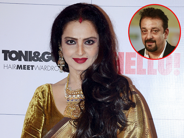 Did Rekha Marry Sanjay Dutt? Here's The Truth…