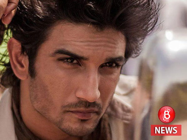 Sushant Singh Rajput Unveils First Look Of His Film 'Romeo Akbar Walter'
