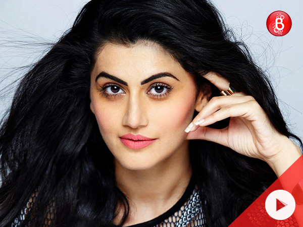 Taapsee Pannu speaks about nepotism