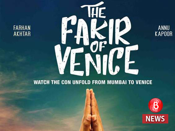 The Fakir Of Venice first look poster 3