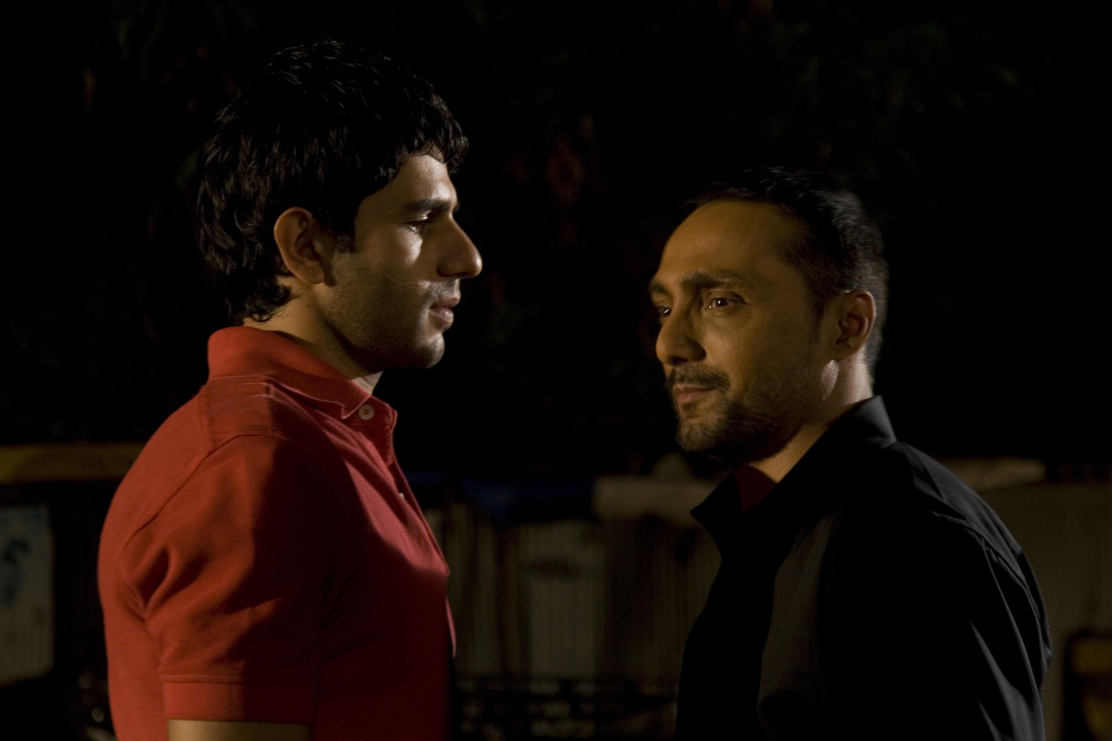 Rahul Bose and Arjun Mathur