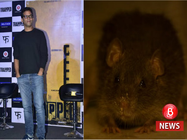 vikramaditya motwane and rat