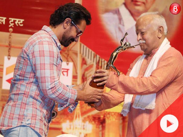 Another prestigious award for Aamir Khan