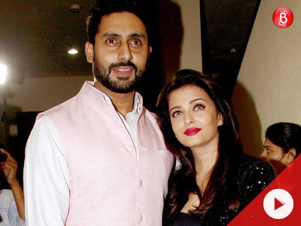 Abhishek Bachchan and Aishwarya Rai Bachchan 10th wedding anniversary