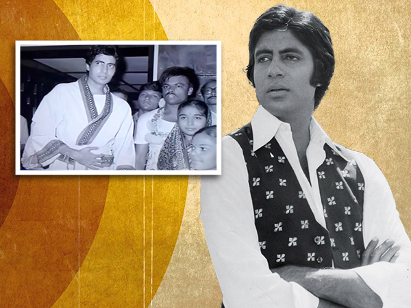 Amitabh Bachchan 'Coolie' accident
