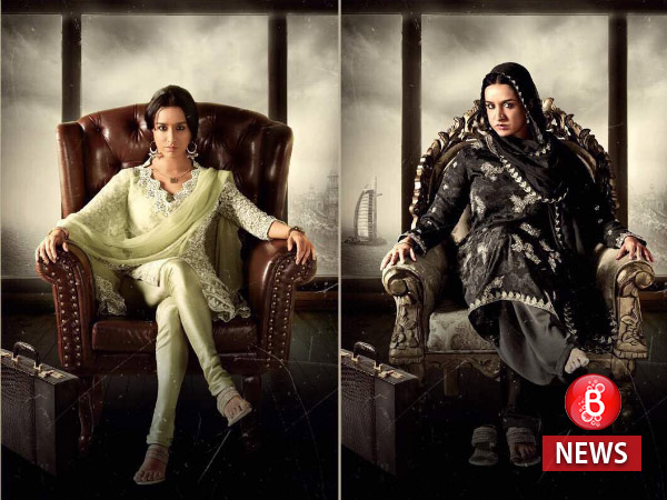 Shraddha Kapoor's new unsophisticated homespun look for upcoming film Haseena