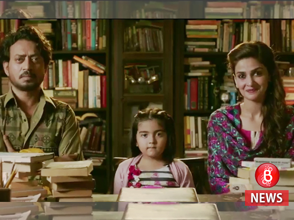 Hindi Medium trailer: Irrfan Khan is waging a war, against English