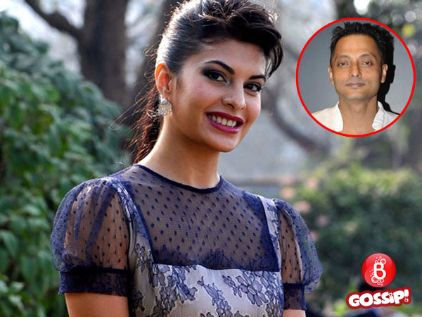 Jacqueline Fernandez and Sujoy Ghosh