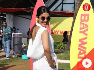 Watch: Priyanka Chopra reveals why she signed 'Baywatch'
