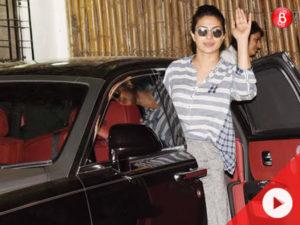 The 'Desi Girl' swag! Priyanka Chopra flaunts her Rolls Royce and we are floored