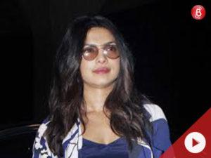 Watch: Priyanka Chopra takes off to US for 'Baywatch' promotions