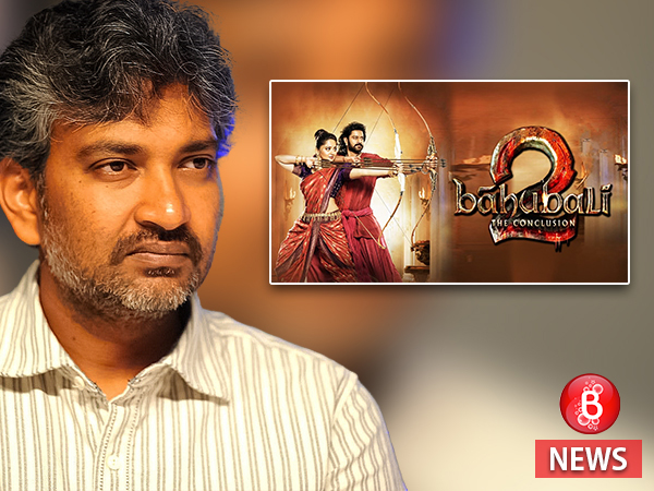 Rajamouli more confident about Baahubali 2 than Baahubali
