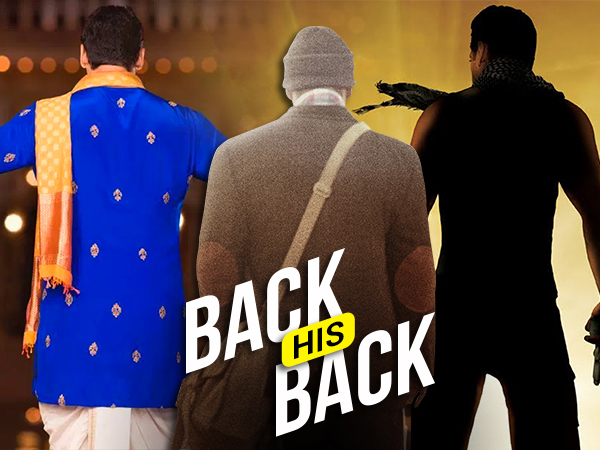 'Back his Back': When Salman Khan pulled off the pose in the teaser posters of his earlier films