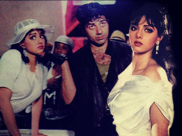 Sridevi and Sunny Deol's 'Na Jaane Kahan Se Aayi Hai' song