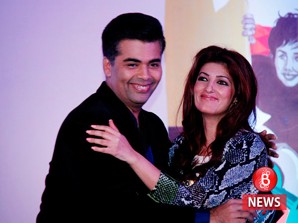 Oops! Did Kajol Just Take A DIG At Karan Johar?