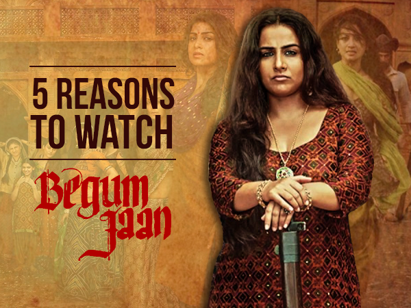 Begum Jaan starts on decent note