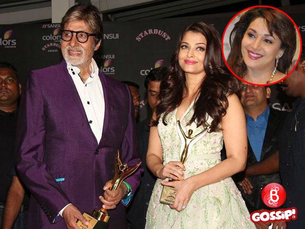 Amitabh Bachchan Aishwarya Rai Madhuri Dixit KBC