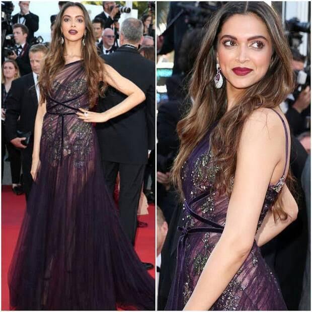 Cannes 2017: Deepika Padukone floors the fashion critics ...