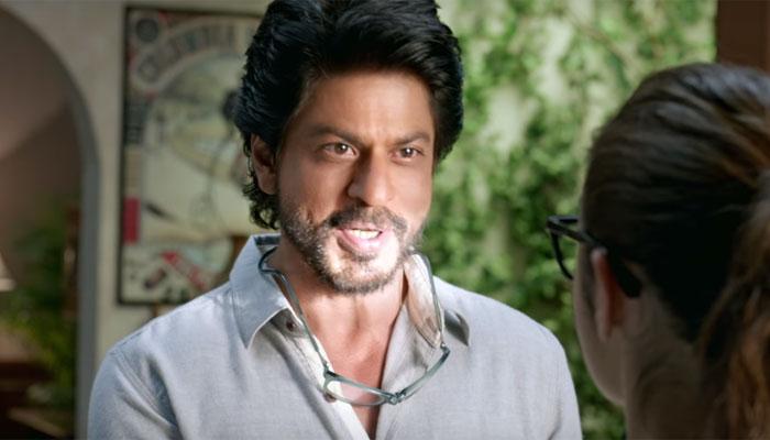 Dr Jehangir Khan - 'Dear Zindagi' (Shah Rukh Khan)