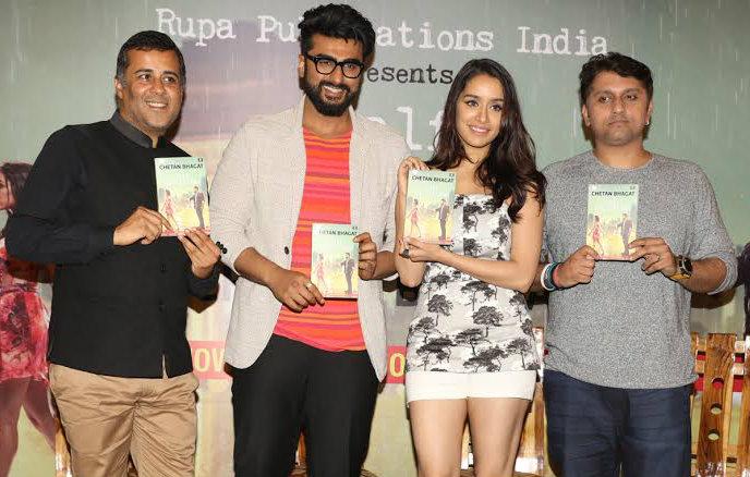 Shraddha-Mohit and Arjun-Chetan; two hit jodis together
