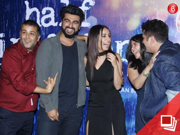 Full love for 'Half Girlfriend'! Arjun Kapoor, Shraddha Kapoor and others celebrate film's success