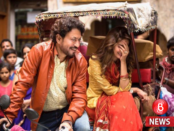 'Hindi Medium' is a amusing  take on India's Hindi-English divide