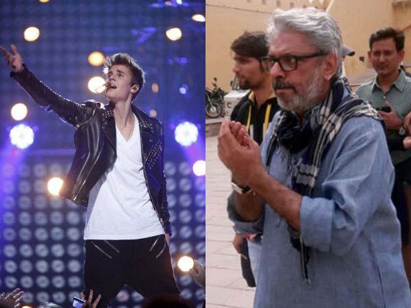 Justin Bieber live concert India