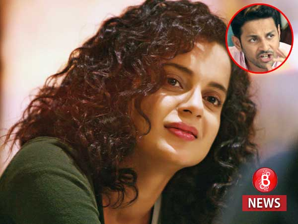 OH NO! Kangana in legal trouble over 'Rani of Jhansi'!