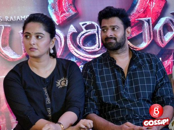 Prabhas and Anushka Shetty Saaho