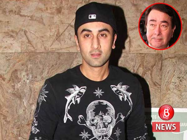 Did Ranbir Kapoor visit London with Neetu looking for bride?