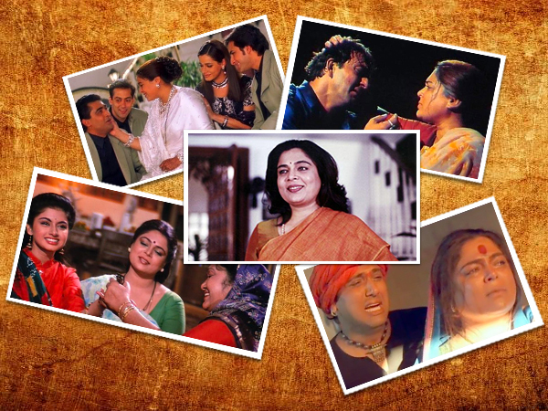 Reema Lagoo's memorable performances