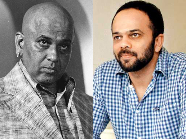 Rohit Shetty's father late M. B. Shetty's inspiring incident