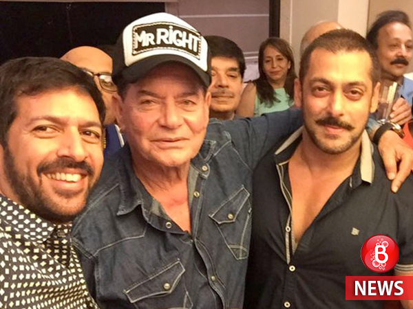 When Salman Khan got emotional remembering Om Puri at 'Tubelight' trailer launch
