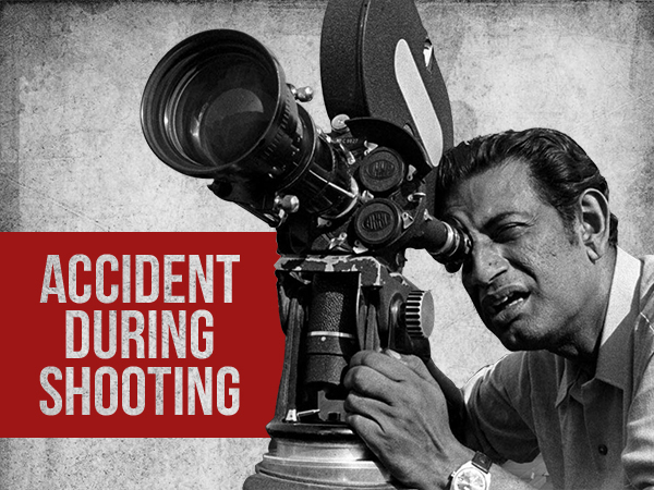 Late filmmaker Satyajit Ray's unknown incident