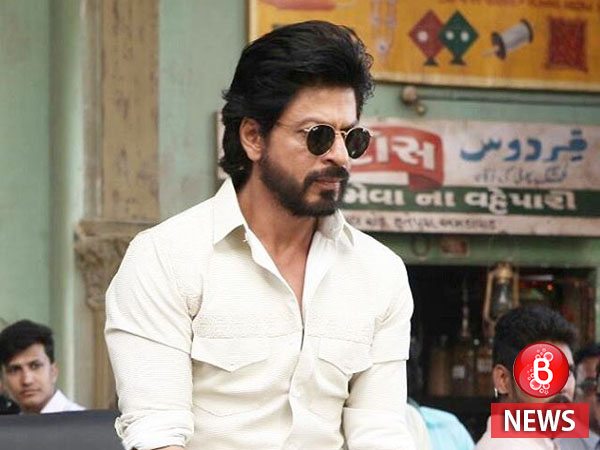Shah Rukh Khan escapes a lethal accident
