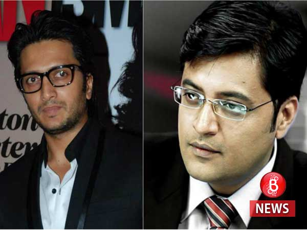Arnab Goswami comes back with a bang in Republic TV media channel