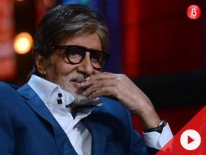 Amitabh Bachchan has a funny reaction to Priyanka Chopra's dress controversy while meeting PM