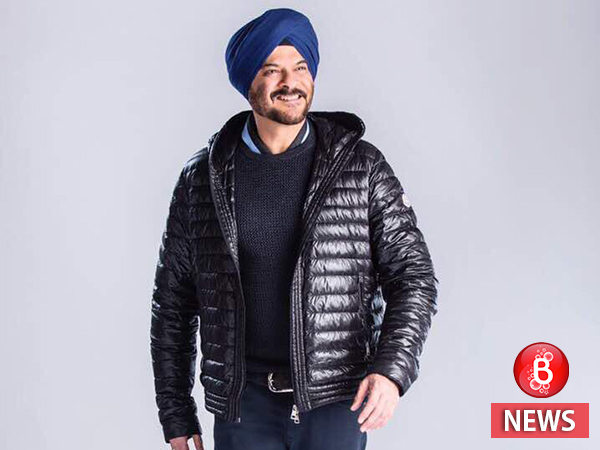 Anil Kapoor Wins Our Heart With A Turban!