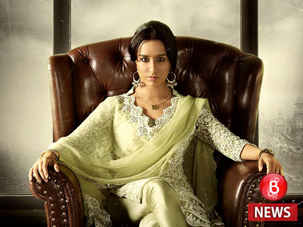 Shraddha Kapoor shares new intriguing poster of 'Haseena'