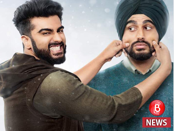 New Mubarakan poster released
