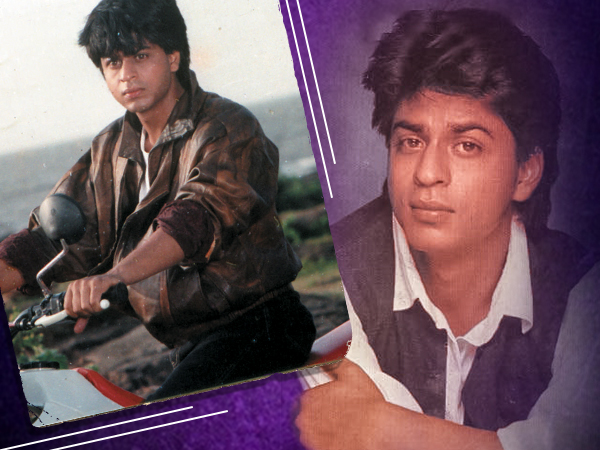 Shah Rukh Khan's old interview on his film 'Deewana'