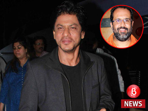 Shah Rukh Khan loses his cool over a prank