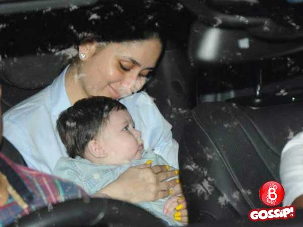 Only one film a year for Kareena Kapoor Khan because of Taimur?